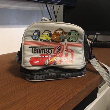 CARS за училищна кутия за обяд