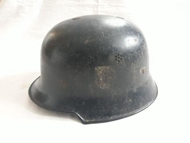 Casca germana de polițist WW2 / Ww2 german police helmet