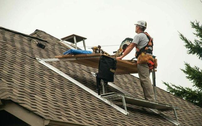 Reparatii rapide la acoperisuri
