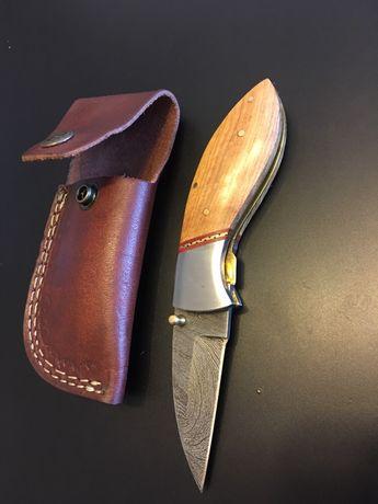 Сгъваем нож ръчна изработка
