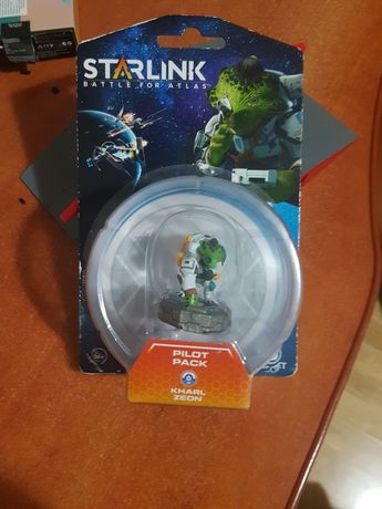 Figurina Starlink Pilot Pack