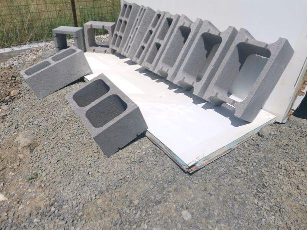 Bolțari garduri/fundație