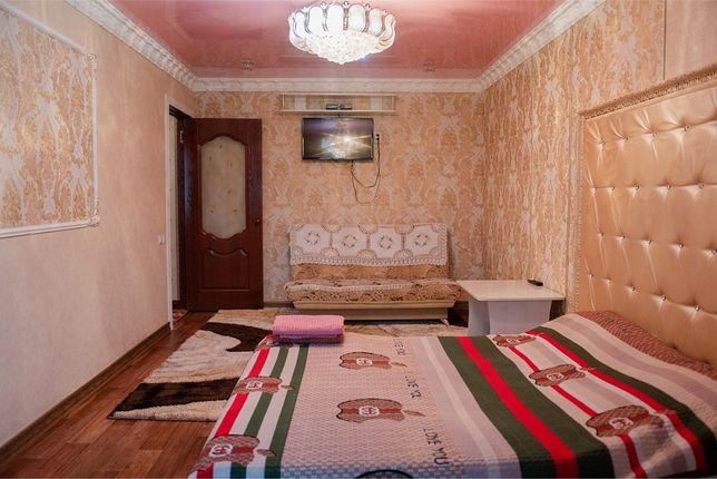 Уютная 1-комнатная в центре ,возле Шымкент Плаза