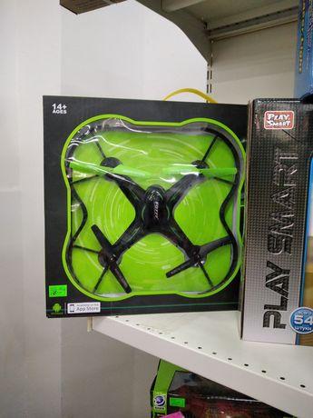 Дрон квадрокоптер с видеокамерой! Большие дроны новые в магазине1