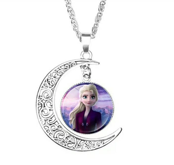 Колие - медальон на Елза