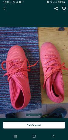 Лот обувки маркови и евтини 35 36 н.  nike adidas polo