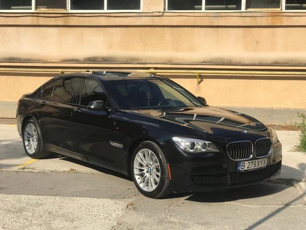 BMW seria 740 LI