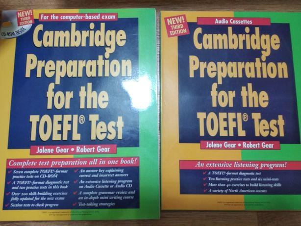 СРОЧНО Cambridge preparation for the TOEFL TEST
