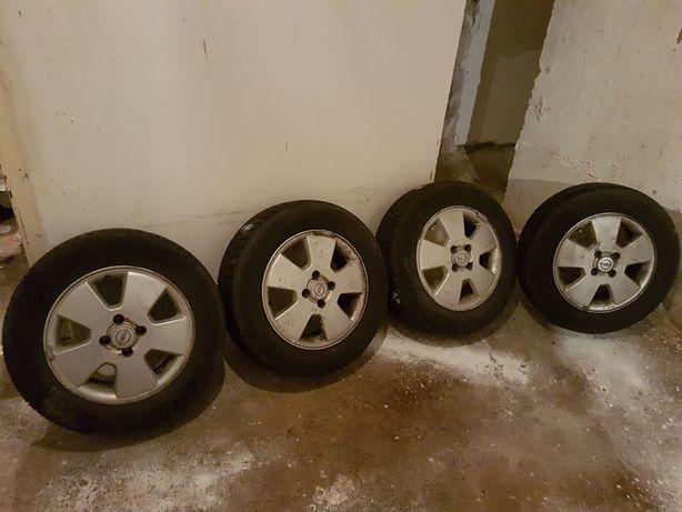 Set jante originale aliaj Opel Astra G