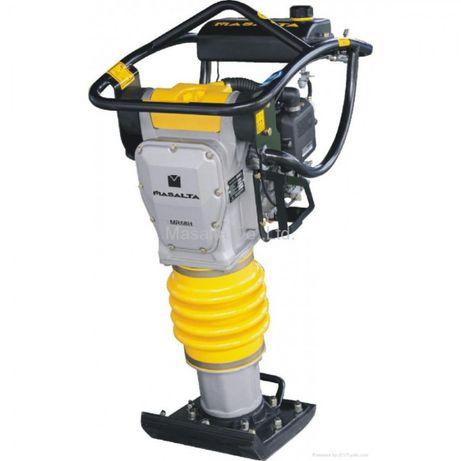 Mai Compactor Masalta MR68H echipat cu motor Honda GX100 - Stoc ! ! !