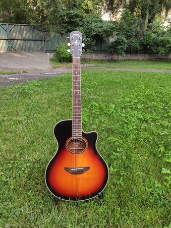 Продам электро акустическую гитару Yamaha APX700II