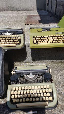 Продавам 2 бр. пишеща машини...