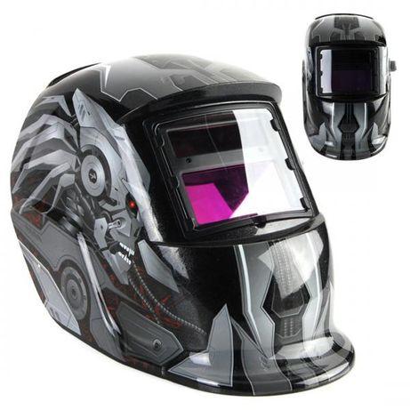 Masca sudura automata TRANSFORMERS, cu cristale lichide, LCD, INTENSIV