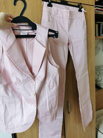 Дамски костюм (панталон и елече) нов с етикет.