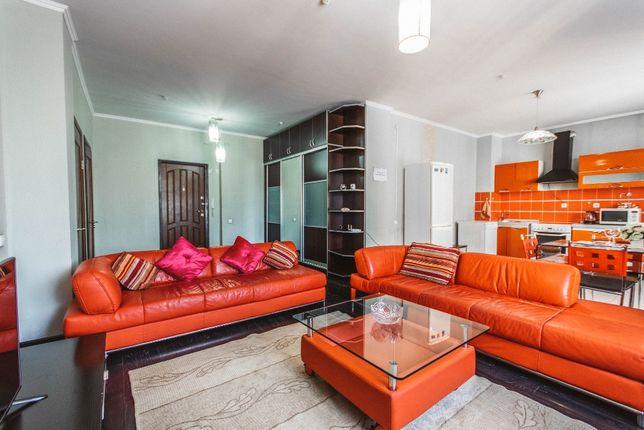 Посуточно аренда апартаменты квартира MEGA Мега тауэрс Алматы