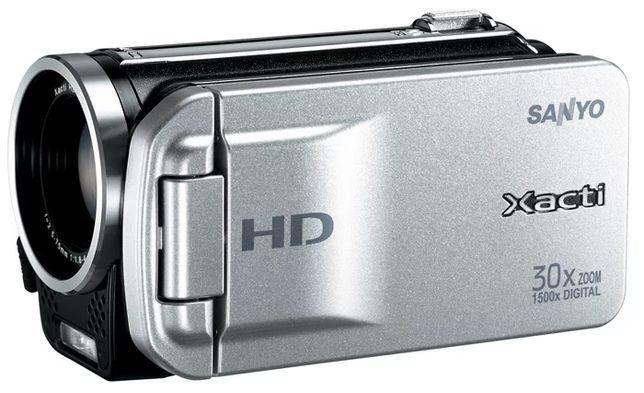 Видеокамера Sanyo Xacti VPC-TH1
