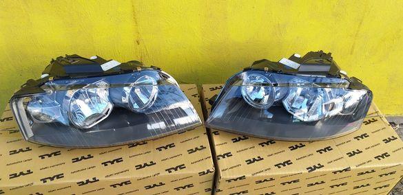Фар Ауди А3 фарове Audi A 3 светлини А3 /03-08/ Н7 + Н7