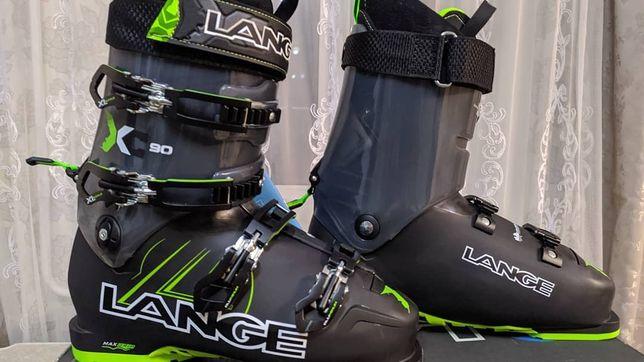 ПРОДАЖА новых горнолыжных ботинкок LANGE