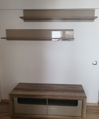 Set mobilier / mobila  sufragerie living comoda și politie MDF