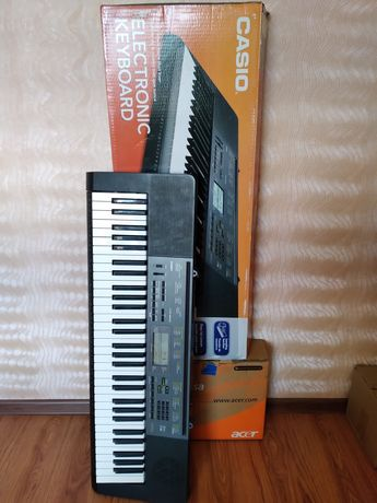 Синтезатор CASIO CTK 2200 Electronic keyboard.