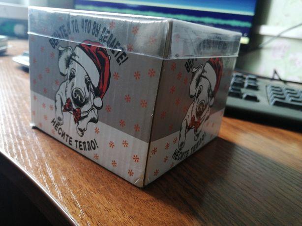 Подарочная коробка 200 тг
