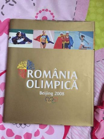 Romania Olimpica Beijing 2008