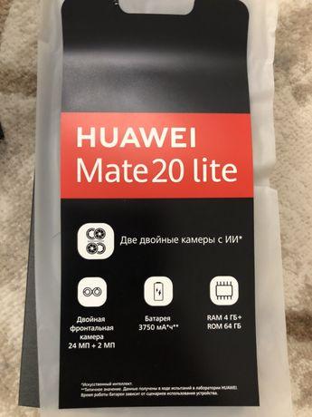 Продам телефон Huawei Mate20 64gb
