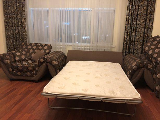 Комплект мягкой мебели Андре - Диван и 2 кресла, Беларусь.