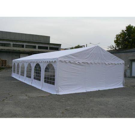 6X12 м шатра клас PROFESSIONAL XXL - PVC брезент 550 гр/кв.м