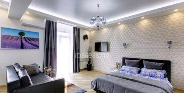 1 комнатная квартира студия рядом с универом Ату