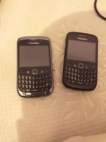 Blackberry 2 telefoane