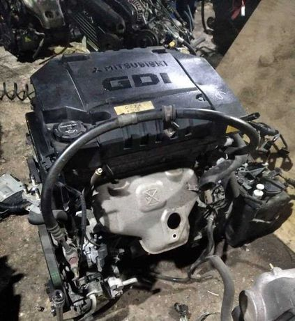 Двигатель Mitsubishi Lancer Cedia 1.5 4G93 GDI из Японии!