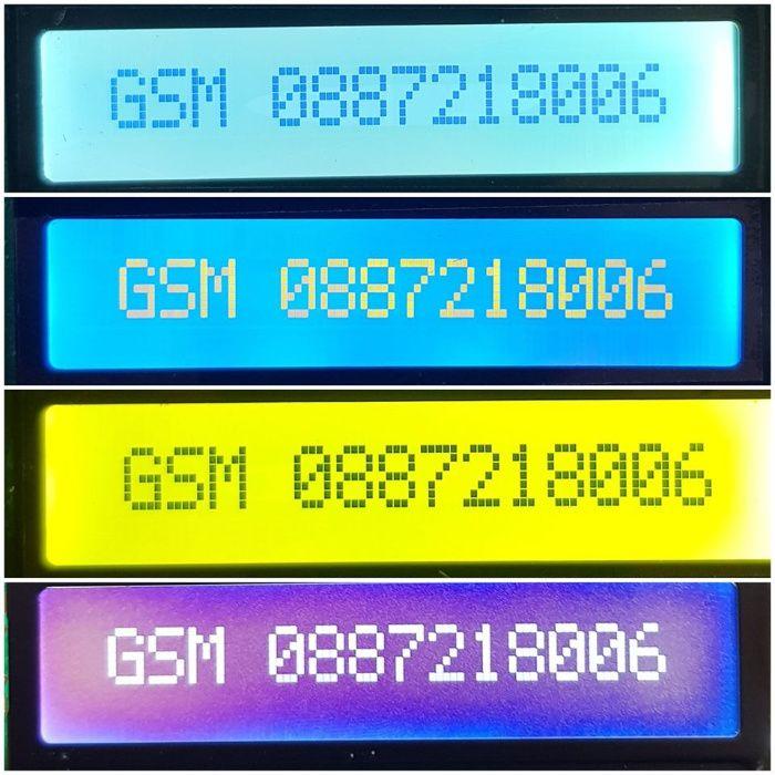 LCD Дисплеи за Вендинг/Vending автомати Зануси, Бианчи
