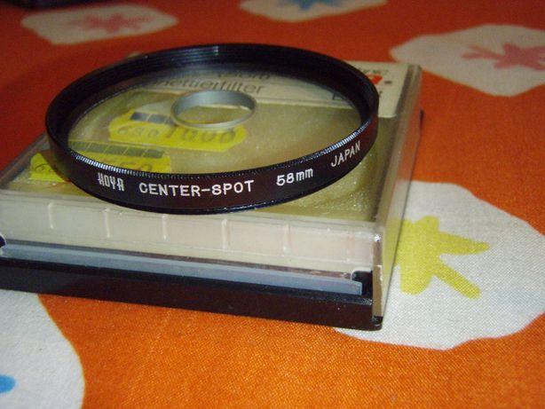 Filtru Hoya center-spot 58mm