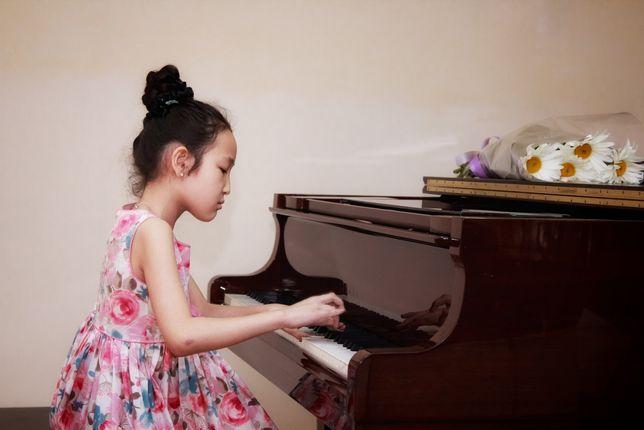 Урок фортепиано. Пианино. Школа фортепиано