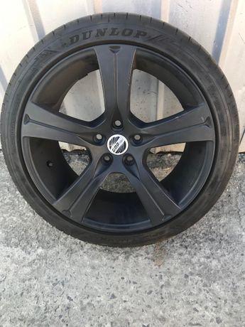 Продавам летни гуми със спортни джанти