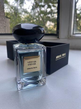 Armani/Prive аромат Vetiver D,Hiver