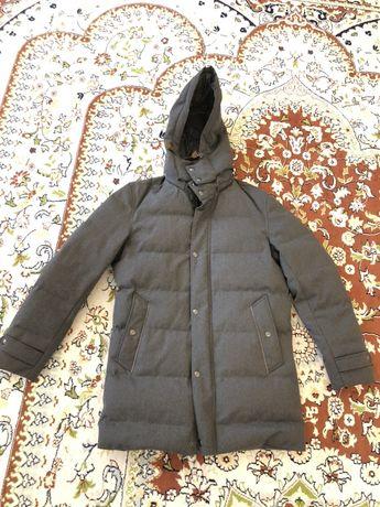 Зимняя мужская куртка, Massimo Dutti