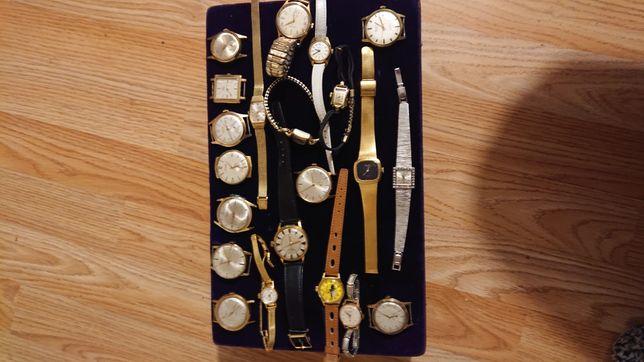 LOT Ceasuri Automatice,Mecanice,Placate cu Aur 20M,Gold Filled,Vintage