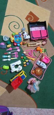Продам или обмен Игрушки разные для детей