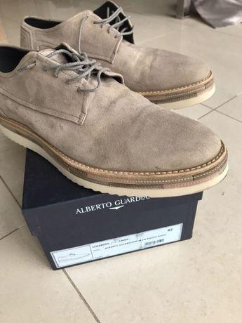 Pantofi Alberti Guardiani