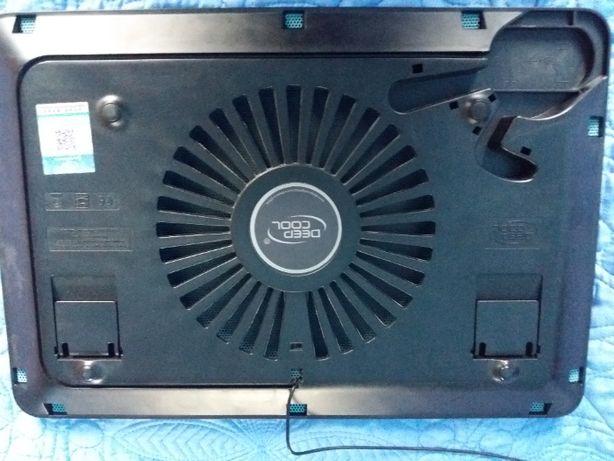 Cooler racitor laptop cu un ventilator