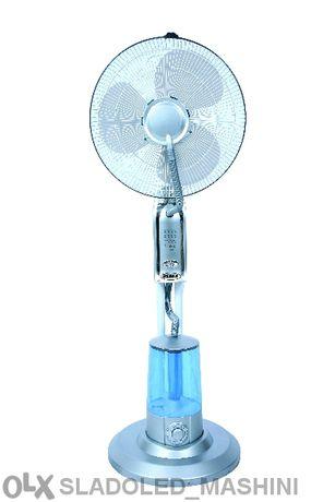 ТОП ОФЕРТА 129лв. ! Вентилатор с овлажняващ ефект Osaka Vs-6