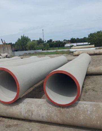 Vand tuburi de beton armat TIP PREMO de podete , subtraversari , etc