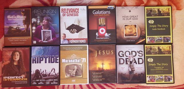 Filme si documentare biblice