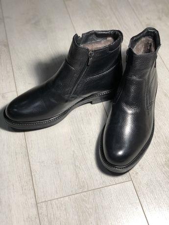 Мужская зимняя обувь,сапоги
