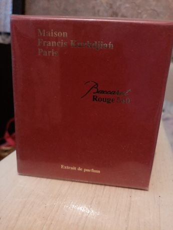 Продам парфюм Baccarat rouge 540