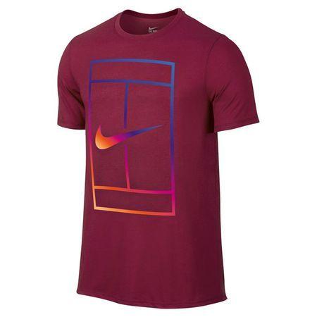 Tricou Nike Iridescent, Rosu/Albastru, S -> NOU, SIGILAT, eticheta
