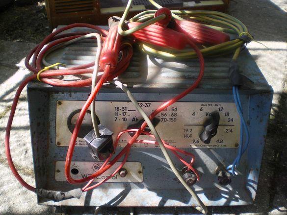 немско зарядно за акумулатор