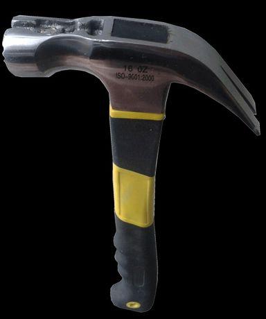 Чук тип кози крак с магнит, дръжка от фибростъкло и гума/ Русия